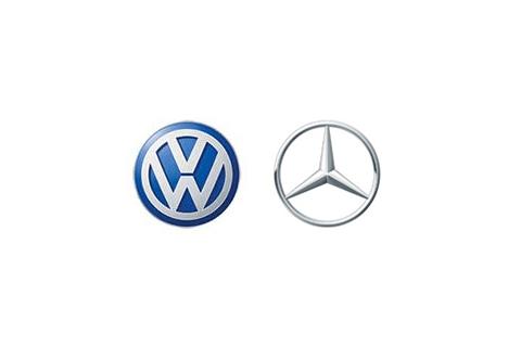 Umtauschprämien ab November bei VW und Daimler