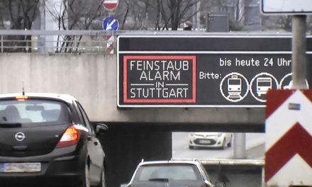 Wie hoch ist die Schadstoffbelastung (NO2) in deutschen Städten?